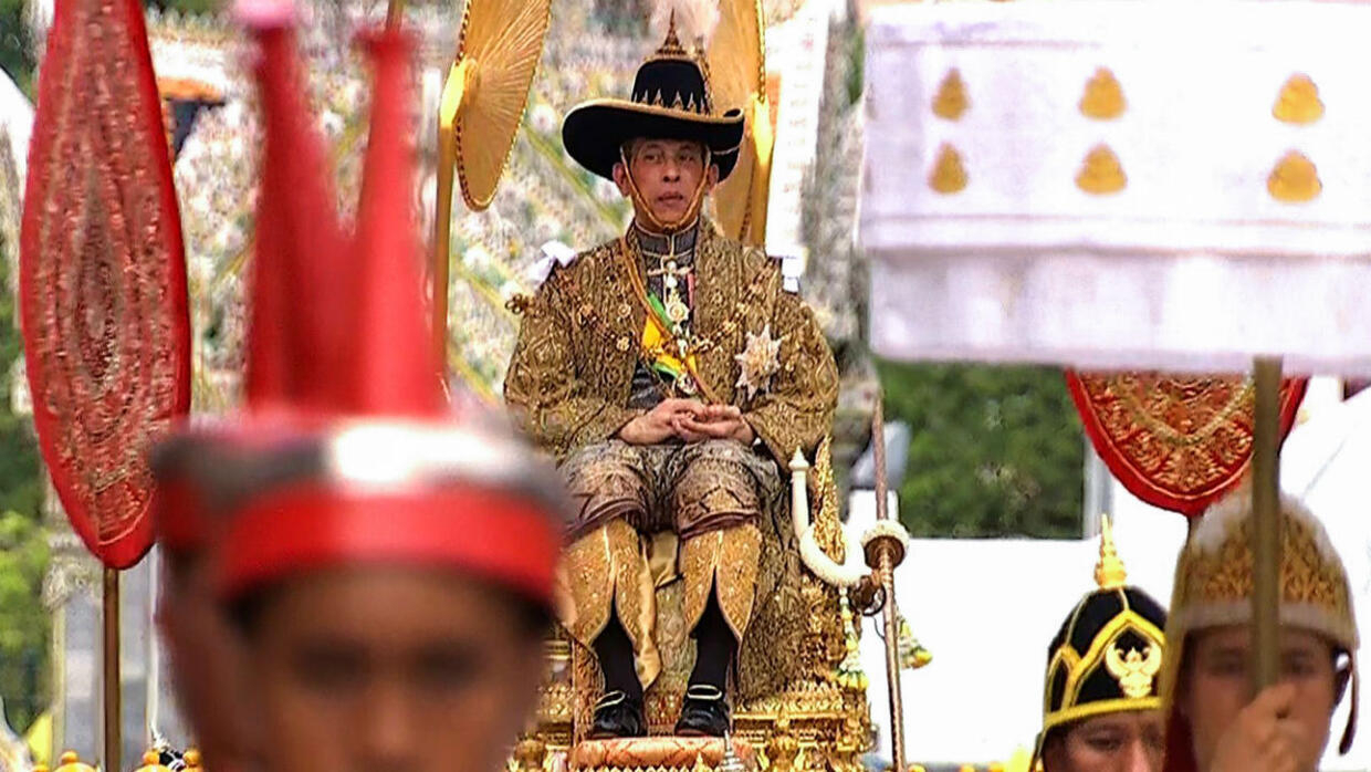 Miraculous Vajiralongkorn From Jet Set Playboy To King Of Thailand Funny Birthday Cards Online Fluifree Goldxyz