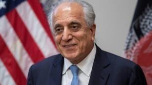 US Special Envoy Zalmay Khalilzad