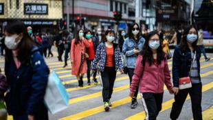 La Chine est frappée par une épidémie de coronavirus.
