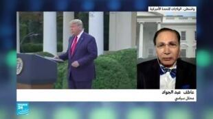 المحلل السياسي عاطف عبد الجواد