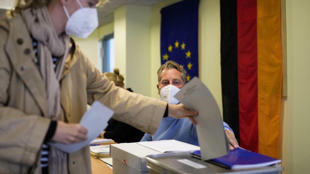 En direct : les Allemands votent pour des législatives historiques