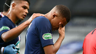 "Kylian Mbappe was in tears as he hobbled off in last week's French Cup final -- PSG coach Thomas Tuchel admits it will take ""a miracle"" for his star forward to be fit for the Champions League quarter-finals"