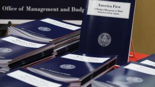 Les priorités budgétaires de Donald Trump ont été rendues publiques jeudi 16 mars.
