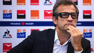 France coach Fabien Galthie missed out on the 2020 Six Nations title on points difference in his first year in charge