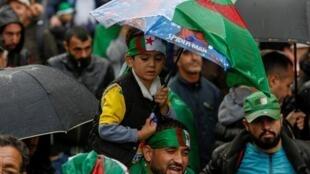 algerie-manifestations