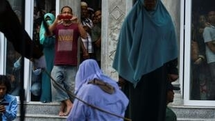 Public floggings are common in Aceh for offences such as adultery, gambling and drug use