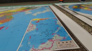 Pékin revendique la quasi totalité la mer de Chine, soit 2,6 millions de kilomètres carrés.