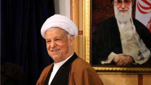 الرئيس الإيراني الأسبق علي أكبر هاشمي رفسنجاني