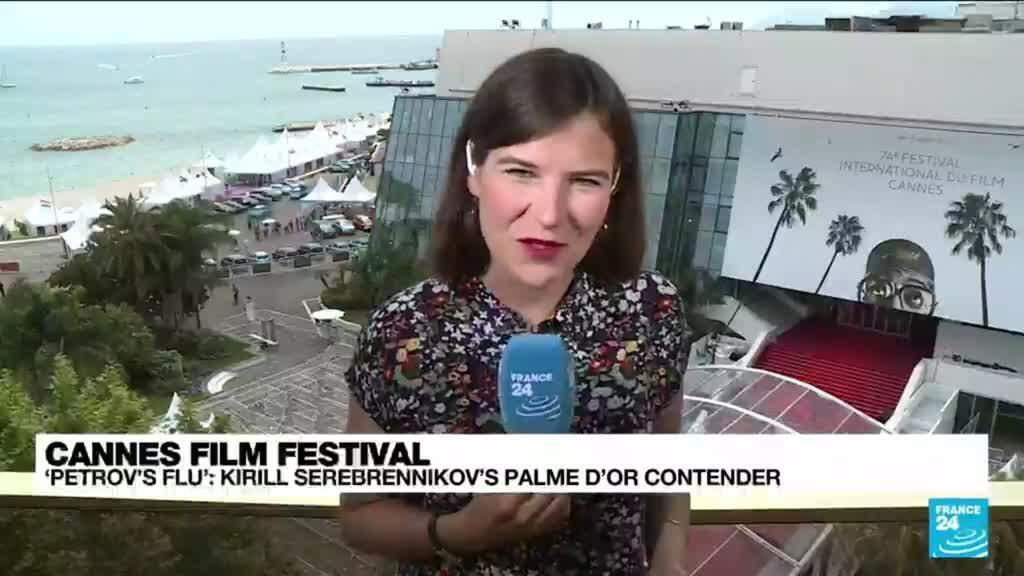 """2021-07-12 14:03 Cannes: Kirill Serebrennikov, in competition with """"Petrov's flu""""... but absent from the festival"""