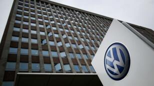 Le siège de Volkswagen à Wolfsburg, en Allemagne, le 19 mai 2017.