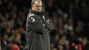 Leeds manager Marcelo Bielsa masterminded his club's promotion to the Premier League