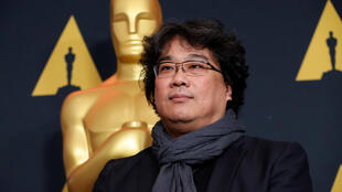 "South Korea's Bong Joon-ho, director of acclaimed thriller ""Parasite"", is widely seen as the dark horse of this year's Oscars night."