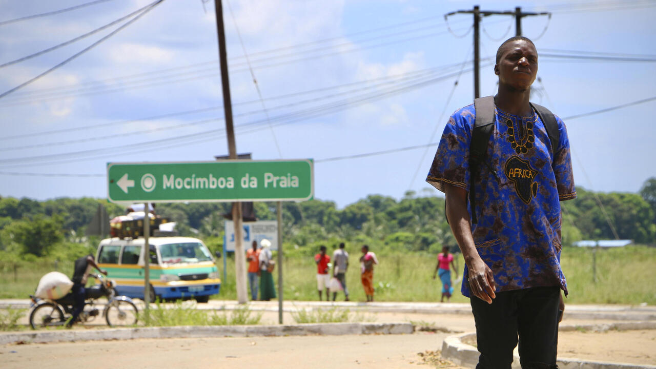 Image Mozambique insurgency tests region's anti-conflict resolve
