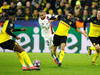 Neymar blames PSG's handling of injury for poor form in Dortmund defeat