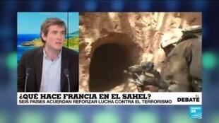 El Debate Francia Sahel