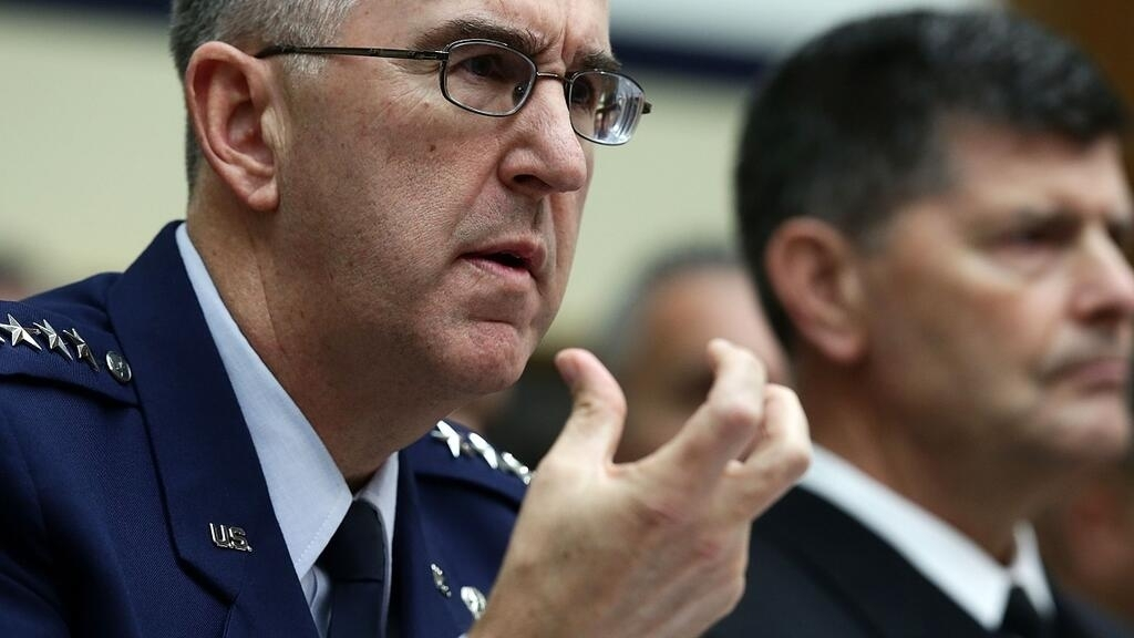 US nuclear chief says he would refuse illegal launch order