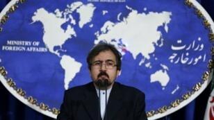 الناطق باسم وزارة الخارجية الإيرانية بهرام قاسمي