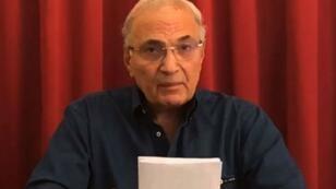 Ahmed Chafik, le 29 novembre 2017.