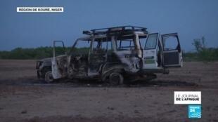 2020-08-10 21:42 Attaque meurtrière au Sahel : les assaillants recherchés par le Niger et la France