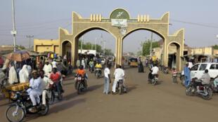 La ville de Daura dans la province de Katsina au Nigeria.