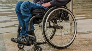 El 80% de las personas con discapacidad vive en los países en desarrollo.