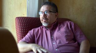 Le journaliste mexicain Javier Valdez, en 2013.