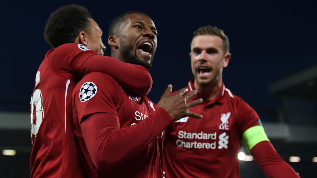ليفربول يصدم برشلونة برباعية ويبلغ النهائي