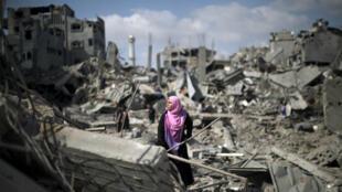 Henk Zanoli a perdu six membres de sa famille à Gaza, lors de l'opération Bordure protectrice.