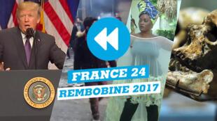 Les bonnes nouvelles vues par la rédaction de France 24.