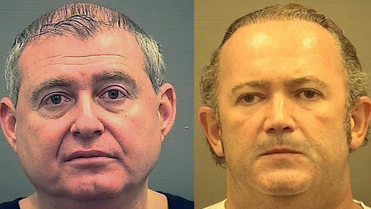 Lev Parnas e Igor Fruman, en la imagen, presionaron para destituir a la embajadora de EE. UU. en Ucrania y ayudaron a Giuliani a conseguir información sobre los Biden.