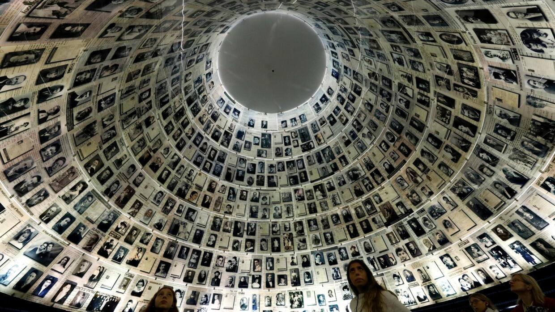 Risultati immagini per jerusalem shoah 2020