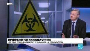 2020-03-06 14:09 Coronavirus : comment une propagation si importante du virus s'explique-t-elle ?