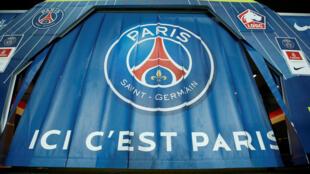 Vista general del estadio del PSG antes de un partido de liga en París el 2 de noviembre de 2018.