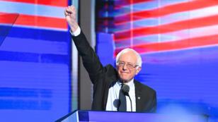 Bernie Sanders, le super-héros démocrate de l'opposition américaine.
