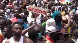 FR JTA Images illustrations Manifestations Erwan Bamako 05062020