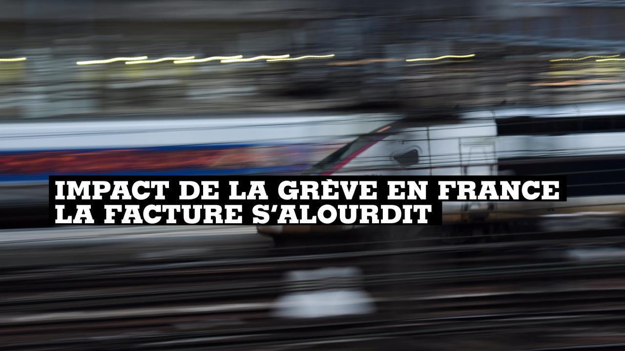 Impact de la grève contre la réforme des retraites sur l'économie française