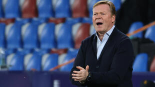 Ronald Koeman said he will hold further talks with Barcelona president Joan Laporta at the end of the season.
