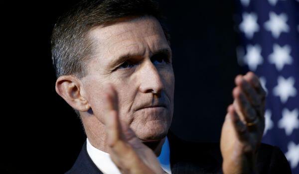 L'ancien conseiller à la Sécurité nationale, mouillé dans l'enquête sur les ingérences russes dans la campagne présidentielle américaine, le 3 octobre 2016.