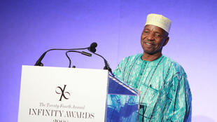 Malick Sidibé a reçu le prix de l'ICP (Centre International de la Photographie) en 2008, à New York.