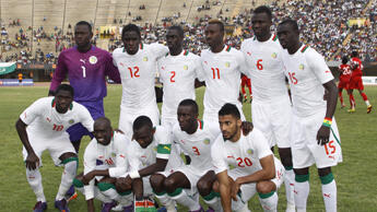 "Senegal's ""Lions of Teranga"""