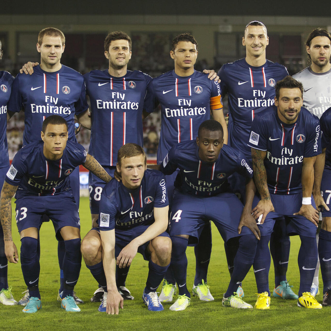 50 Years Of Psg A Look Back At The Rise Of France S Wealthiest Club