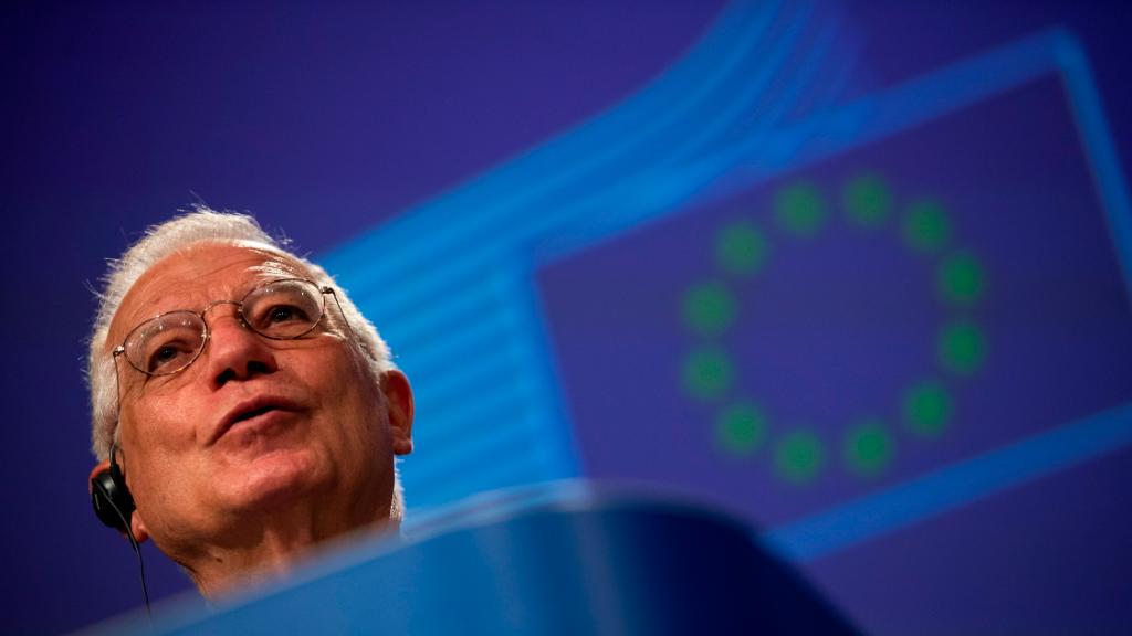 Josep Borrell, jefe de la diplomacia europea, adelantó que esta semana se hará oficial el plan europeo para levantar las fronteras de nuevo.