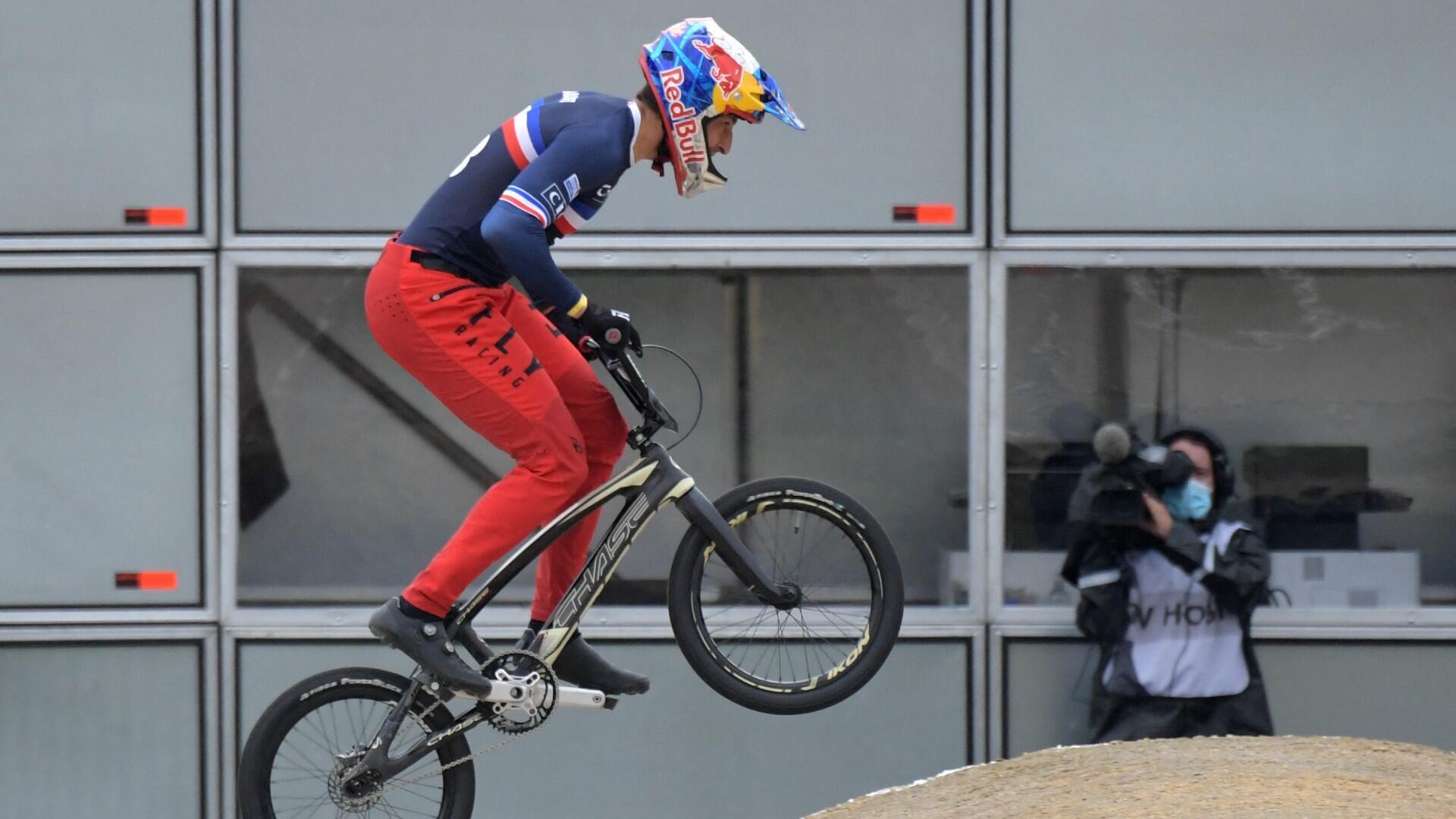 BMX Joris Daudet bmx