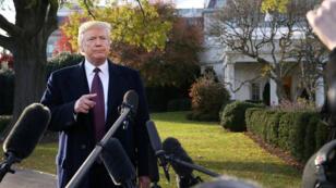 Trump dejó claro que no va a tomar más medidas contra Arabia Saudita, a pesar de lo sucedido con el periodista Jamal Khashoggi.