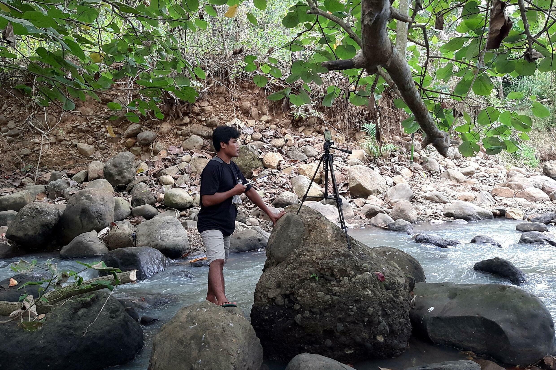 Kesuksesan Siswanto sebagai YouTuber menginspirasi tetangganya untuk mulai membuat video sendiri