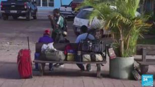 À Pacaraima, ville pauvre du nord du Brésil, la situation se détériore.