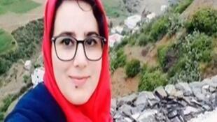 الصحافية المغربية هاجر الريسوني