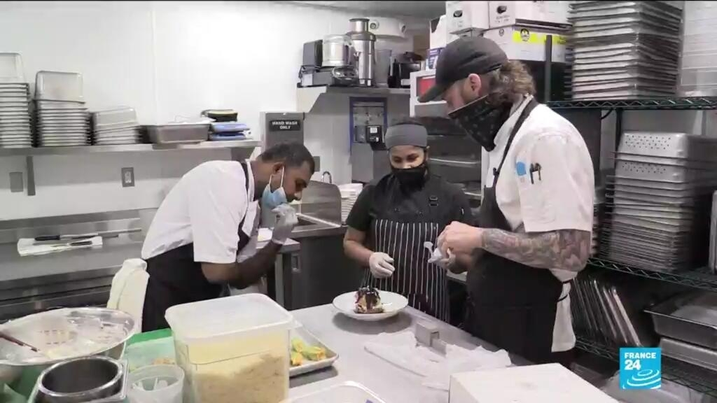 Covid-19 : les restaurants en grande difficulté aux États-Unis