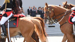Le président américain avait particulièrement apprécié le défilé du 14-Juillet à Paris en 2017.