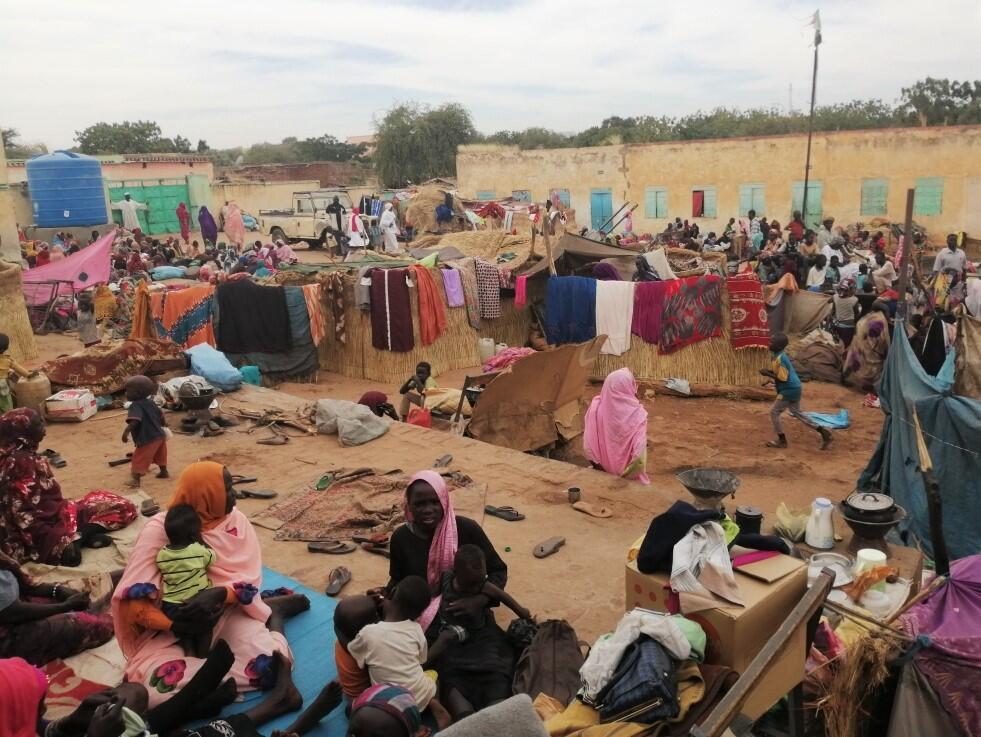 Billet retour au Darfour